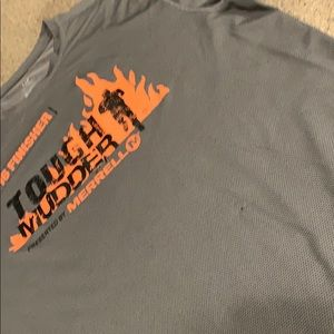 Merrell Shirts - 5/$25 Men's 2016 Tough Mudder finisher shirt